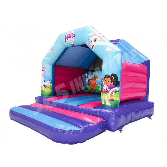 Nella Princess Bouncy Castle