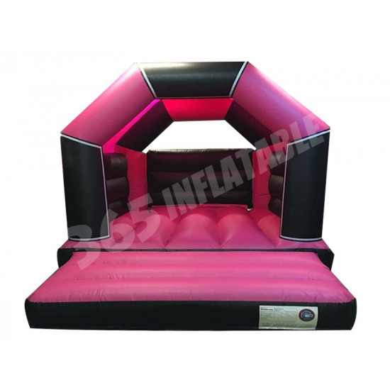 Roofed A Frame Castle Velcro