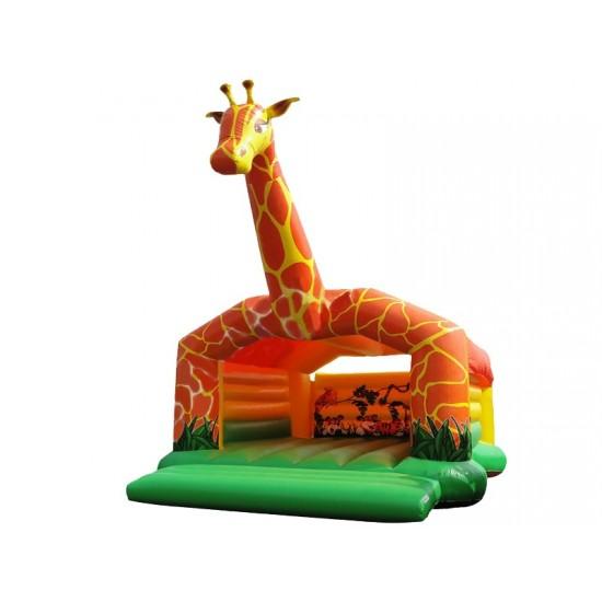 Giraffe Bouce House