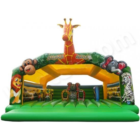Giant Bouncy Castle
