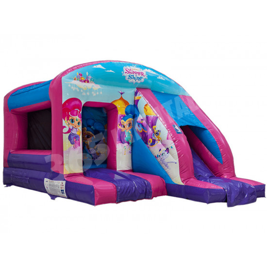 Box Jump Slide Shimmer And Shine