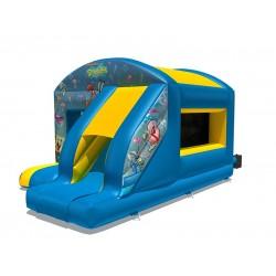 Sponge Bouncy Castle Slide