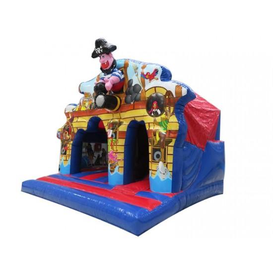 Pirate Kingdom Bouncy Slide