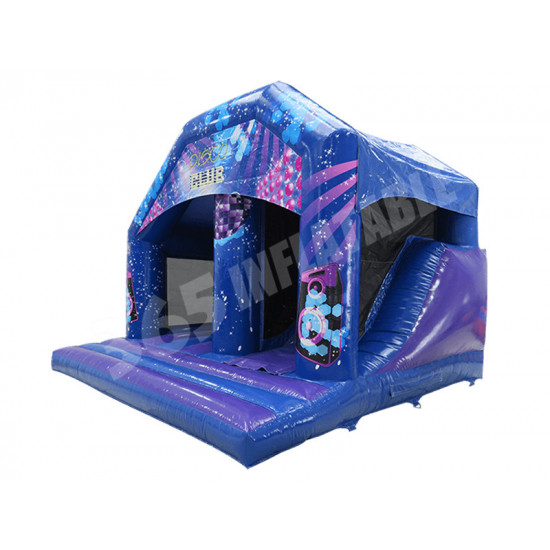 Airquee Disco Bouncy Slide