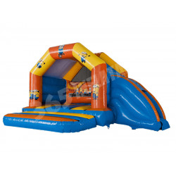 Despicable Me Teen Bouncy Castle With Slide