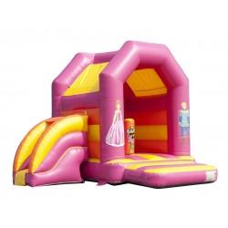 Girls Bouncy Castle