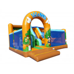 Kolandia Inflatable Bouncy Castle Slide