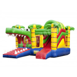 Crocodile Inflatable Combo