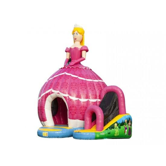 Bouncy Castle Disco Fun Princess
