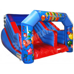 Tots Slide With A Frame