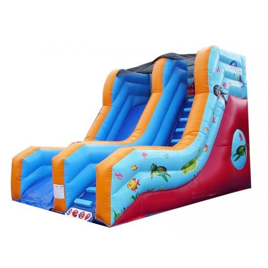 Inflatable Sea Slide