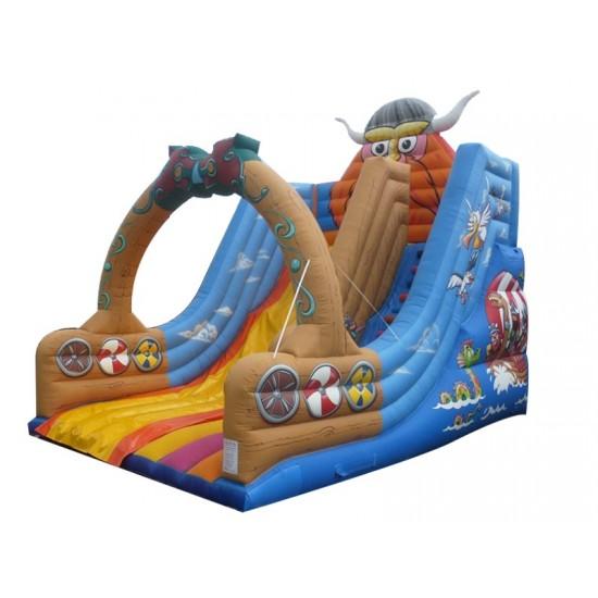 Inflatable Toboggan Viking