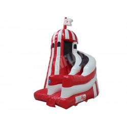 10ft Platform Helter Skelter Slide