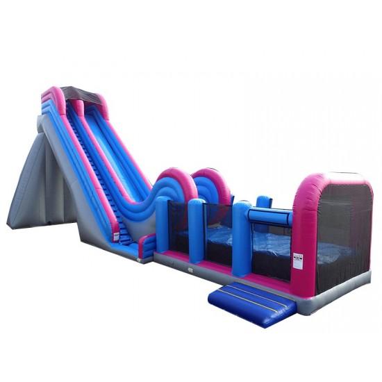 Inflatable Airbag Jump