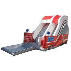 Fire Brigade Slide With Pool
