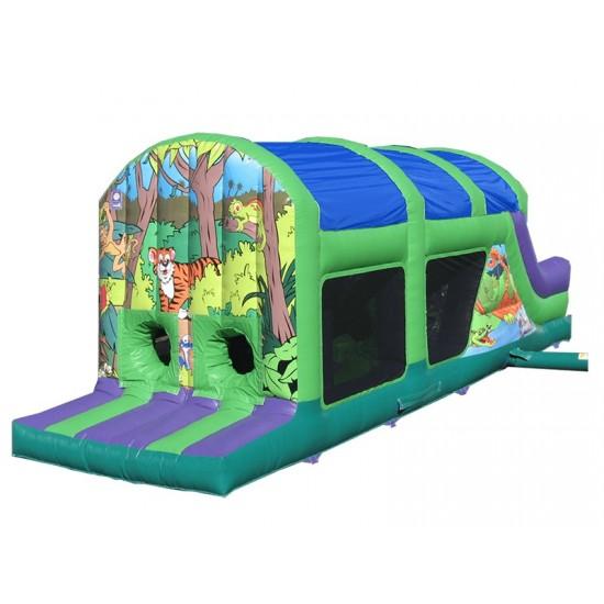 Inflatable Jungle Assault Course