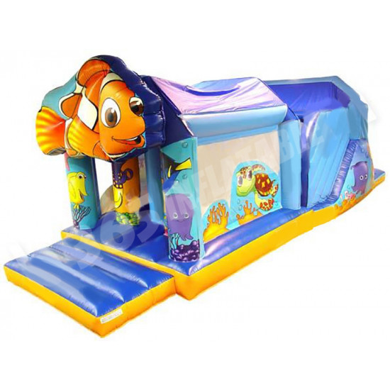 Obstacle Fun Fish