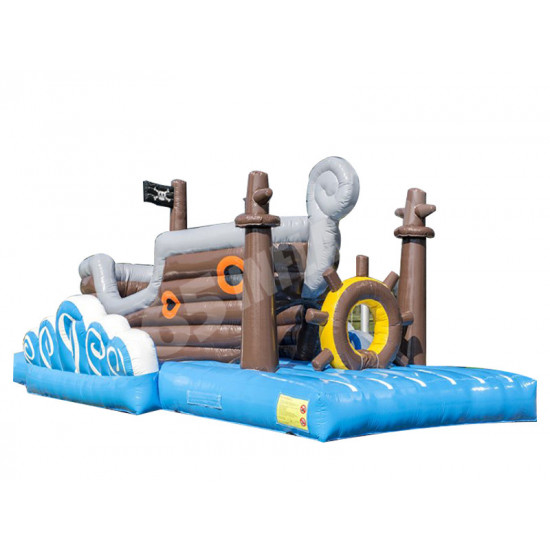Pirate Run Obstacle Course