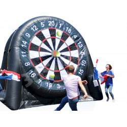 Inflatable Dart Board Soccer