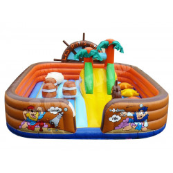 Pirate Tots Playzone