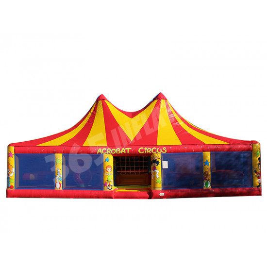 Acrobat Circus Inflatable Covered