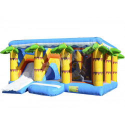 Indoor Beach Inflatable Fun City