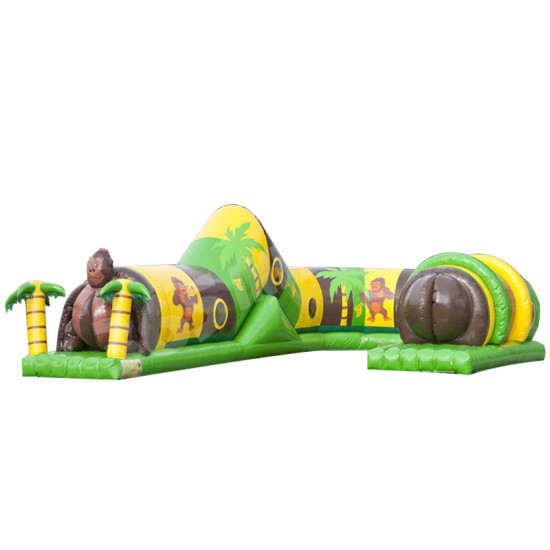 Inflatable Tunnel Gorilla