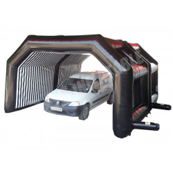 Mobile Car Shelter