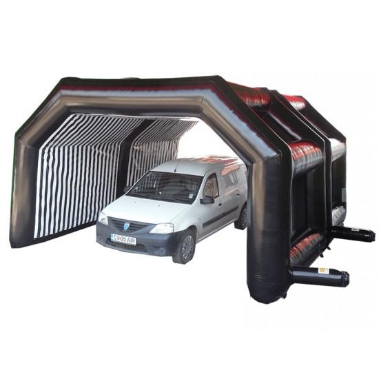 Mobile Car Shelter