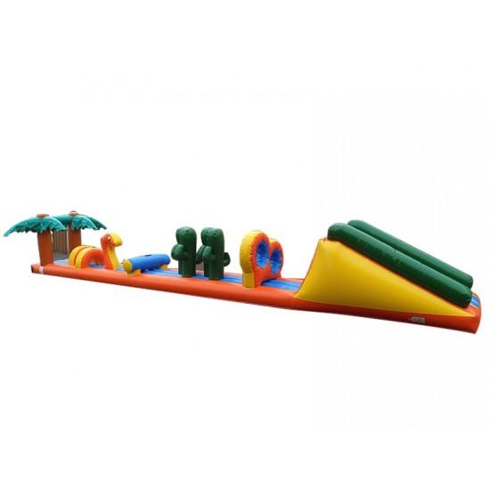 Inflatable Aqua Fun Tropicale Obstacles