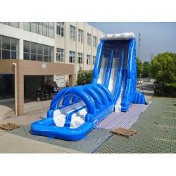 Water Slide And Slip N Slide