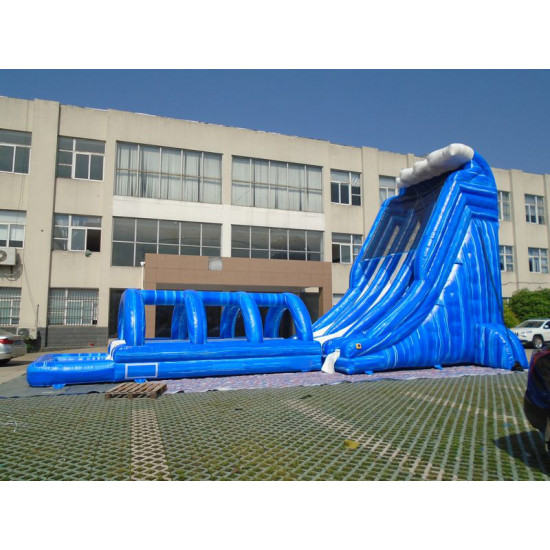 Water Slide And Slip N Slide