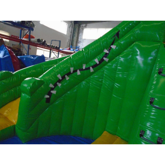 Crocodile Water Slide