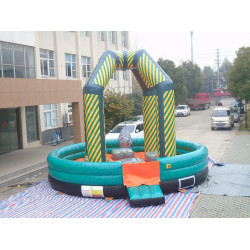 Inflatable Wrecking Ball