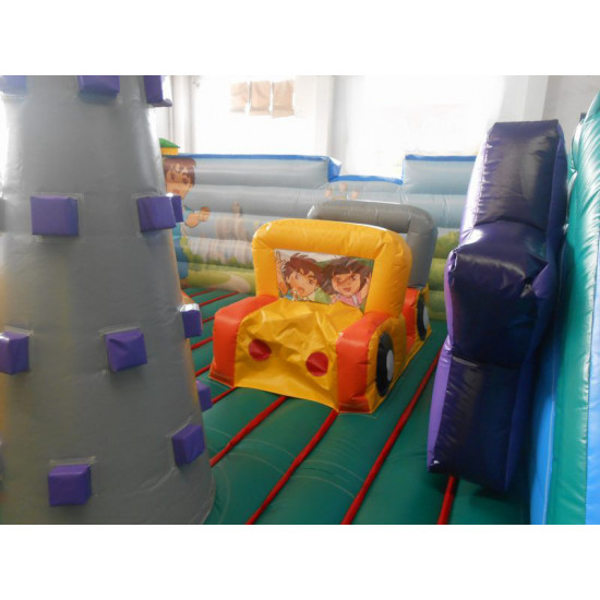 Dora Diego Toddler Bouncy Castle