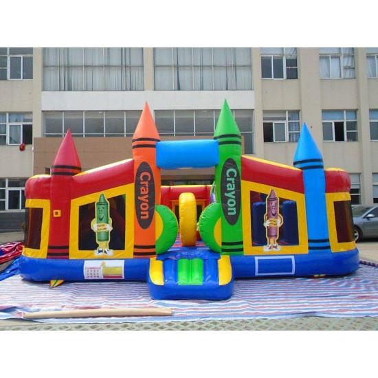 Crayon Toddler Unit
