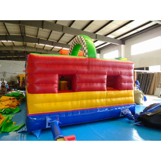 Toddler Inflatable Fun City
