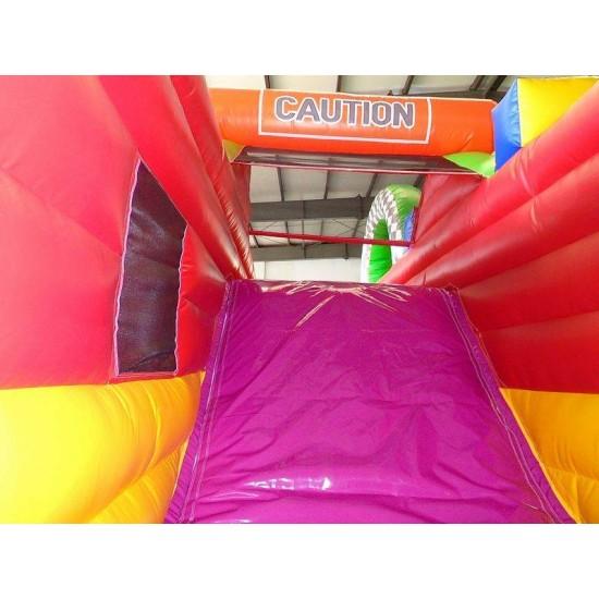 Toddler Inflatable Fun City